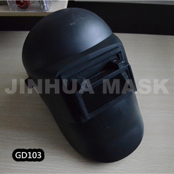 plastic face protection lightweight weilding safety shield