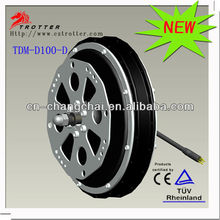 NEW!! Electric Front Wheel Hub Motor 500W with Disc Brake