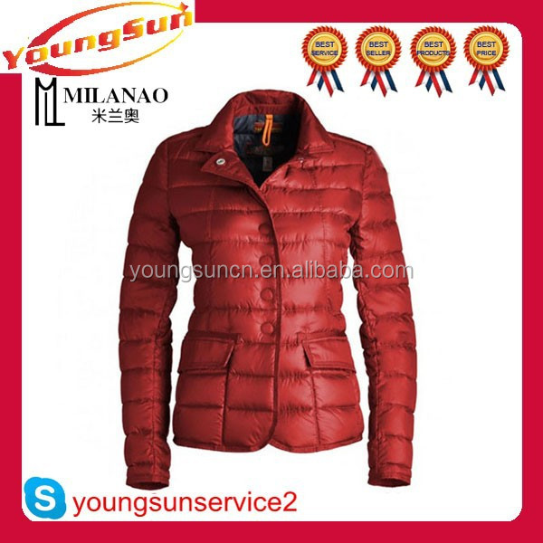 Hot Sell New Collection Women Outdoor Winter Ultralight Down Jackets
