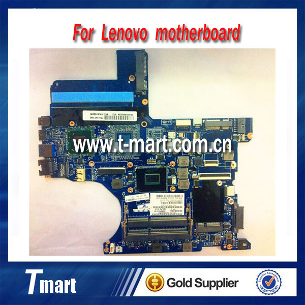 Original laptop motherboard LA-8261P P/N:04Y1692 for Lenovo S430 E430S with intel core I5-3210M integrated Tested OK