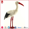 High quality hot sale stuffed animal plush stork soft toy