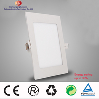 LED No drive low-voltage square panel lights 24W