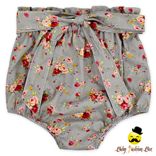 Infants & Toddlers Clothing 100% Cotton Floral Free Panties Type Hot Diaper Vintage Baby Girl Bloomer