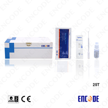 CE and ISO Salmonella Typhoid diagnostic rapid test
