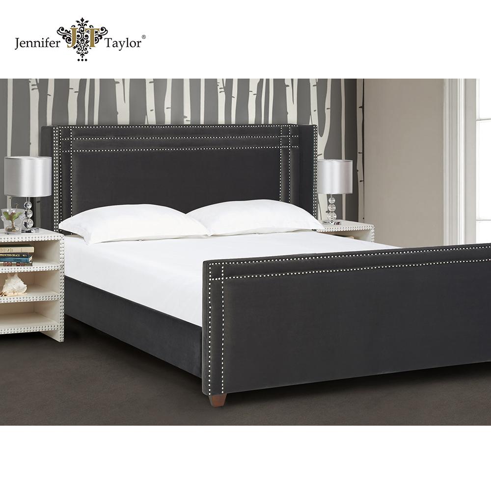 Antiguos muebles de dormitorio king size juego de cama for Dormitorio king