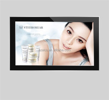 42 inch wall mount advertising LED players/flat screen tv for advertising