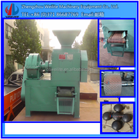 tailing recycle carbon black processing machine / tailing carbon black processing machine / carbon black briquette machine