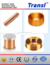Electrical Copper Antenna Coil For Sound Amplifier Hearing Aid Self-Bonding Inductor Air Core Rfid Antenna Coil