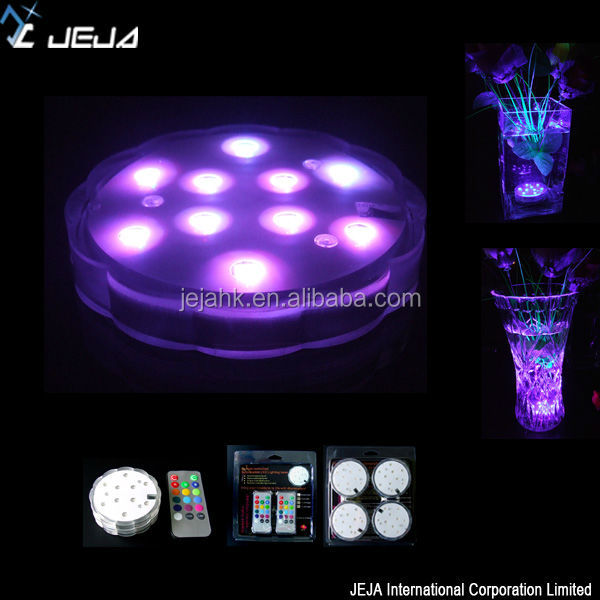 JEJA multicolor changing led light for electrical equipment