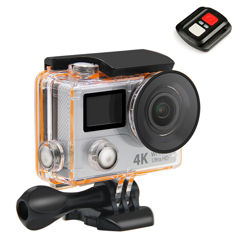 wholesale Original Eken sport camera H3R With Wifi function and 2.4G wireless remote