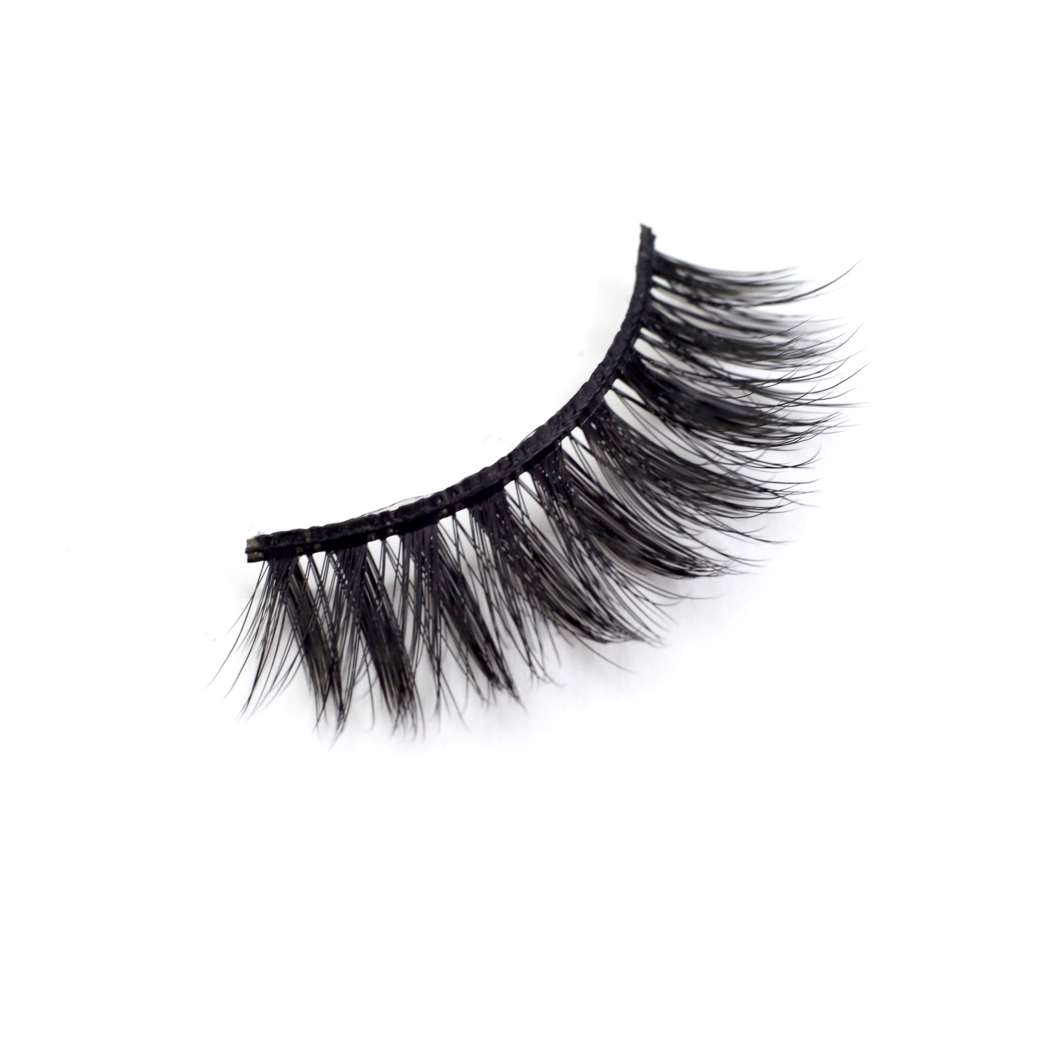 Faux eyelashes Factory lashes Full Strip Lashes False Eyelashes Type 1 Tray 5 Pairs
