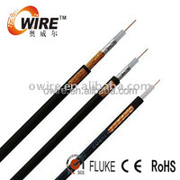 Coaxial Cable (RG58 RG59 RG6 RG7 RG11 RG213) made in china