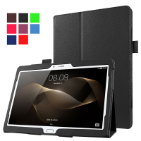 New Ultra Silm Flip Case for Huawei MediaPad M2 10inch, Magnetic Leather Smart Cover for Huawei MediaPad M2