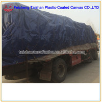 Full Trailer Type and COUSTOMS Size pvc tarpaulin truck cover