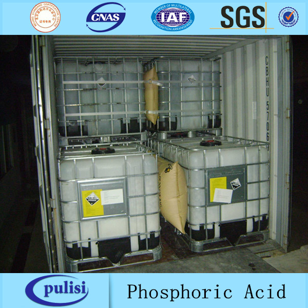 Phosphric acid 85 food grade price
