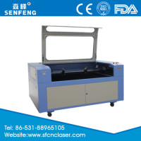 acrylic engrave laser engraving and cutting machine SF1410T