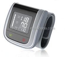 Portable Wrist Blood Pressure Monitor Automatic Wrist Watch Blood Pressure Home Electronic Digital Blood