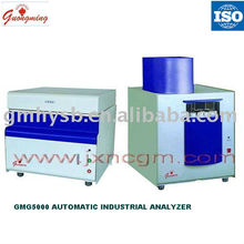 Automatic industrial coal analyzer equipment
