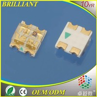 CE & RoHS Compliant 3528 0.5w smd led chip