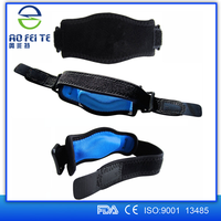 2016 Pain Relief for Tennis & Golfer's Elbow Best Forearm Brace & Elbow Support with Compression Pad Tennis Elbow Brace