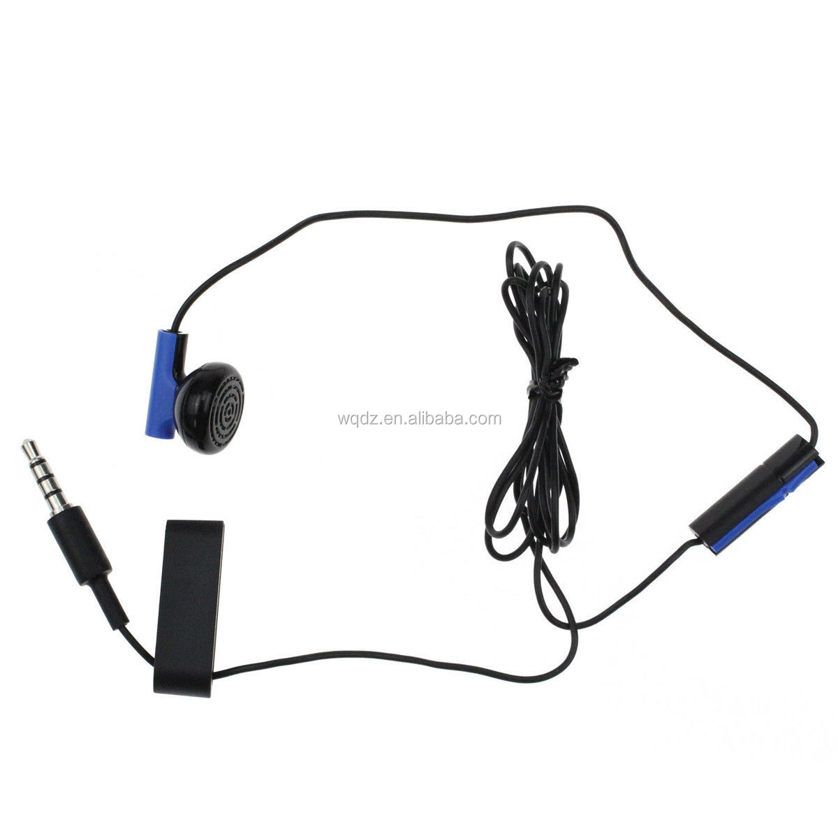 3.5mm Video Game Earphone with Mic for Sony Playstation 4 for PS 4 PS4 Controller