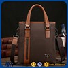 2017 new designer men business bag