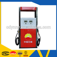 High quality CNG gas dispensers with three way ball valve