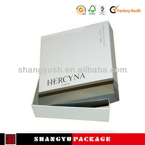 paper jewellery packing boxes, parcel packing box SY