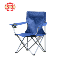 Ergonomic high quality folding beach chair for camping and outdoors