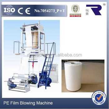 Manufacturer Of Film Blowing Machine /Rotary Die Head Film Blown Machinery