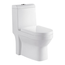 Multifunctional Hotel Gravity Flushing Ceramic WC Toilet
