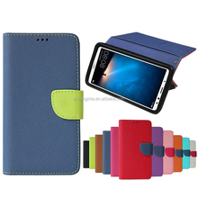 Colorful Wholesale Price Universal smart phone wallet style leather case,For huawei y530 u00