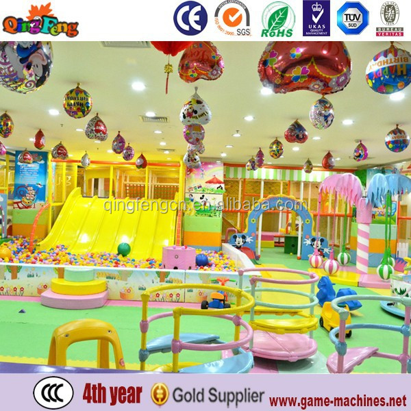 Kids play area kids padded play for sale playing items for kidsBC-QF003