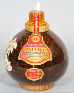 Vietnam Coconut Wine