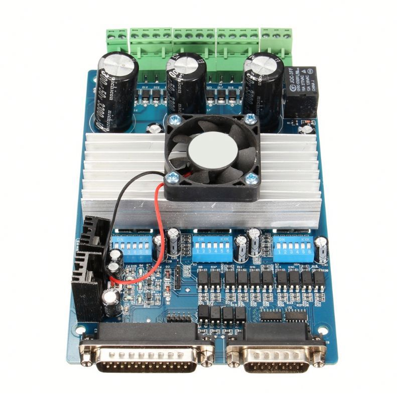 high quality 3 axis cnc mach3 breakout board