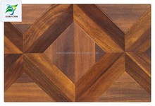 High quality AC2 AC3 art parquet laminate wooden flooring
