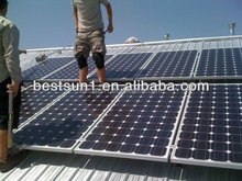 5000W top sales new desig high quality low price solar power system 50kw solar panel