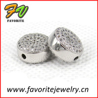 2014 fashion jewelry oval beads for bracelet and necklace