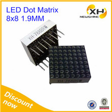 Free Sample Indoor Outdoor using High Brightness dot matrix display led