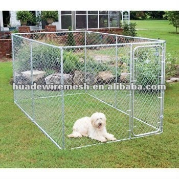 Chain Link Dog Kennels /chain link fence