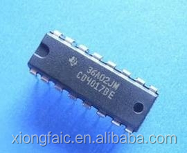 Original Electronic Components IC CD4017