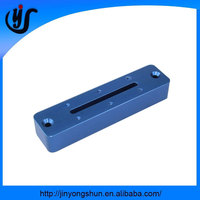 CNC milling products high quality anodized aluminum parts