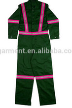 professional work smock uniform Anti-Static factory price with eco-friendly cotton coverall