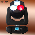 3 pixels mini led wash moving head light each 60W led with zoom for dj equipment