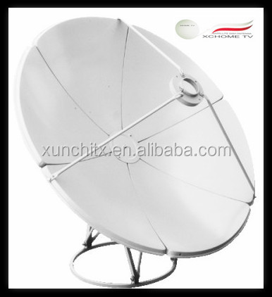 Outdoor C Band 180 Cm Satellite Dish Antenna
