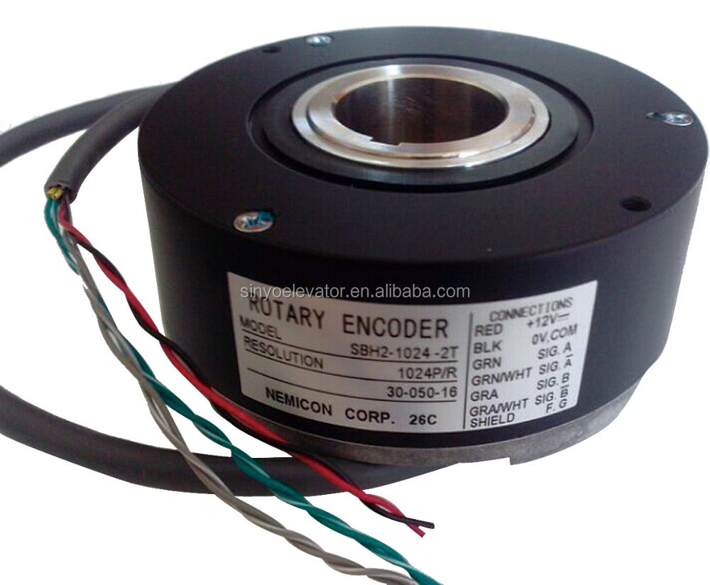 Encoder For Elevator DAA633K7