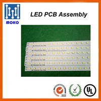 High lumens AC85-265v LED PCB for CCT 3000-6000K 4ft t8 led tube lights