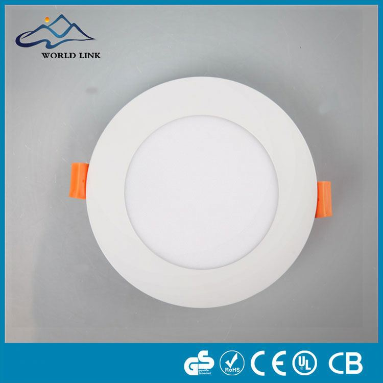 home decrotive led down light 22W recessed led down light SMD2835 High Power Down Light 3Watt solar panel
