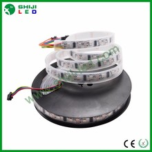 Flexible pcb flexible lpd8806 led strip programmable led strip