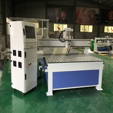 1300*2500mm Mach 3 controller woodworking CNC router machine from China Jinan factory